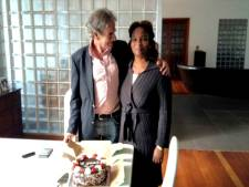 Weduwe Philips topman Cohen later voor de rechter in Kenia