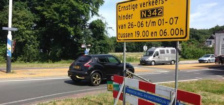 N342 bij Oldenzaal op de schop; meer veiligheid voor fietsers