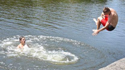 Stad Menen waarschuwt opnieuw: zwemmen in oude Leiearm is verboden en gevaarlijk