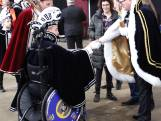 De Prins met één been: 'Gewoon voorop in de polonaise'