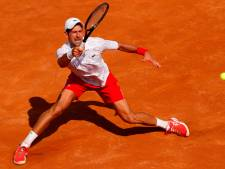 Djokovic soepel naar achtste finales Rome in eerste duel na diskwalificatie US Open
