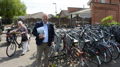 Gemeente stapt mee in fietsdeelsysteem Blue-bike