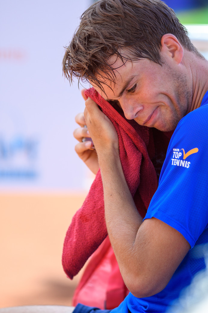 Ryan Nijboer kon een goed dubbeltoernooi in Amersfoort niet bekronen met toernooiwinst.