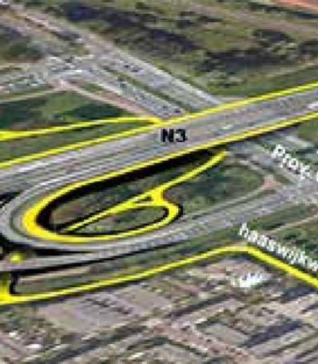 'Maak fietstunneltjes onder afslagen van N3'