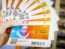 Inwoner Gorinchem wint miljoen euro bij Staatsloterij