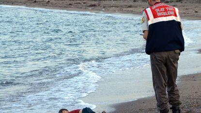 Vader van verdronken Syrisch jongetje (3) wil op migrantenboot gaan werken