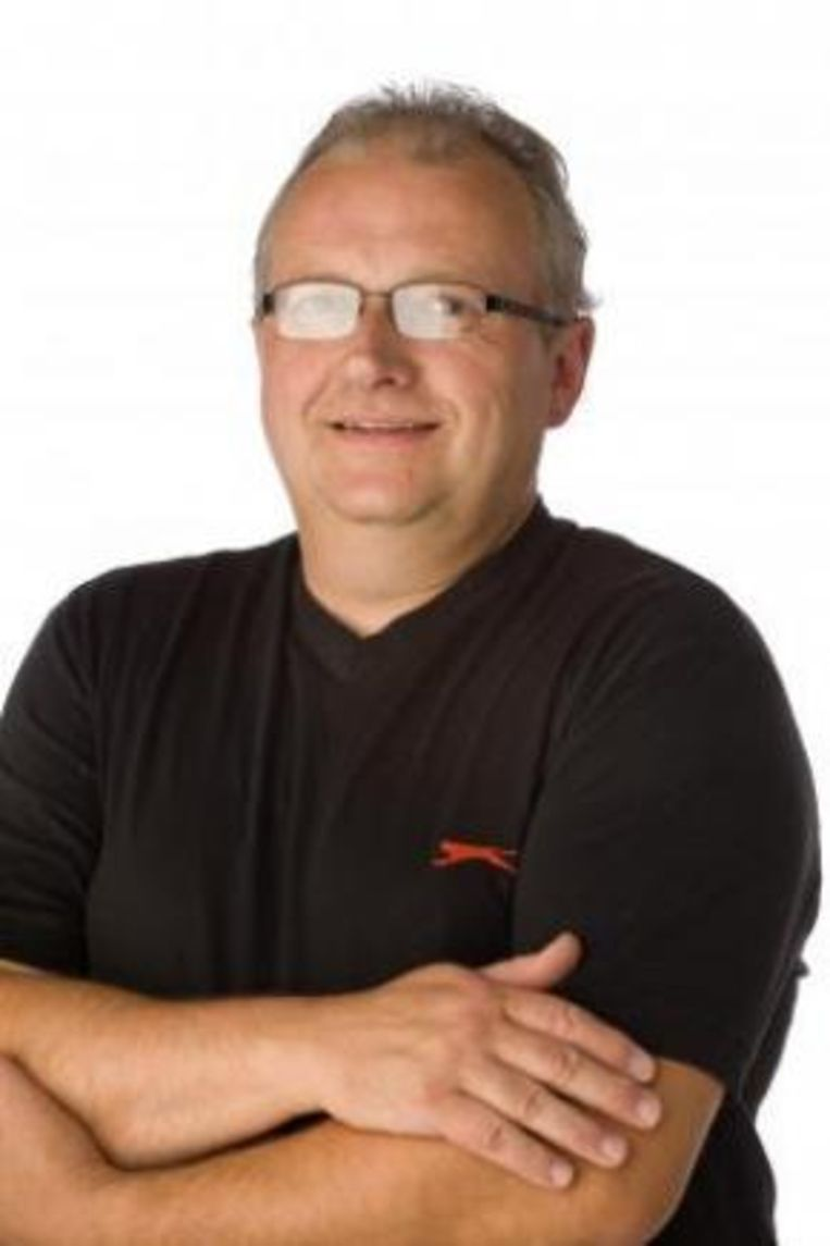 Eddy Van Bockstal.