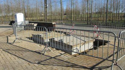 Gemeente installeert ondergrondse glascontainers