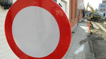 Moerstraat (N434) wordt vernieuwd en gaat tien dagen dicht