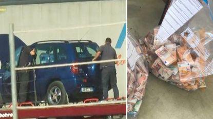 Het mysterie van 3,4 miljoen euro cash, verstopt in de deuren van een oude Toyota