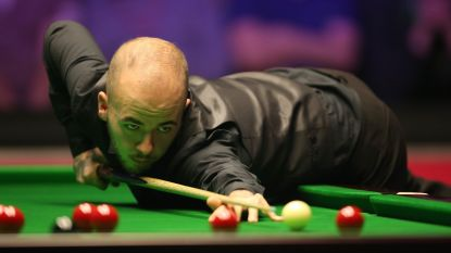 Luca Brecel vlot naar tweede ronde in Shoot Out-snooker