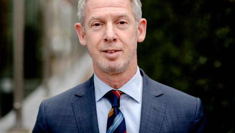 Onno Hoes wordt eind deze maand waarnemend burgemeester van Haarlemmermeer. Beeld ANP