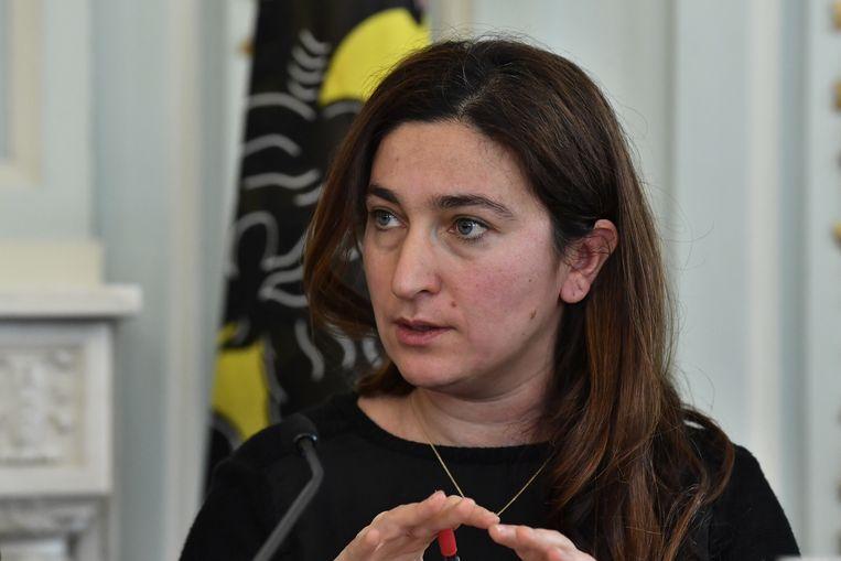 Vlaams minister van Omgeving Zuhal Demir.