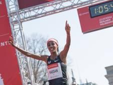 Hassan komt net tekort voor winst 1500 meter bij World Challenge