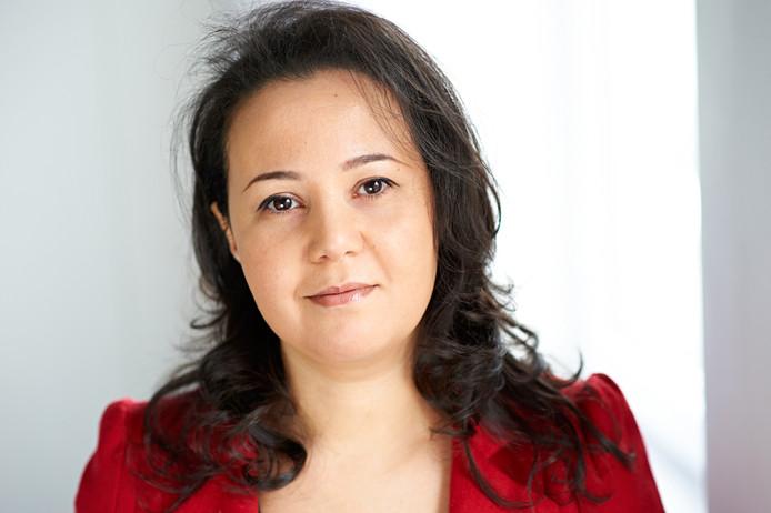 Aziza Aachiche, een van de initiatiefneemsters van Carebnb.