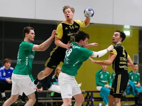 Handballers Houten komen net tekort voor bekerstunt