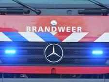 Brand in loods Sas van Gent blijkt mee te vallen
