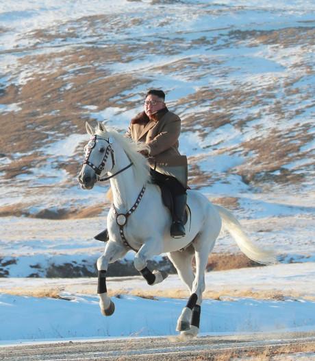 Kim Jong-un doet een Game of Thrones