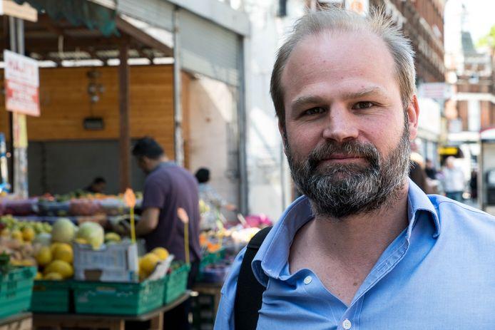John Dalhuisen, voormalig directeur van Amnesty International Europa
