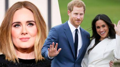 Hun discrete hulplijn: Adele geeft prins Harry en Meghan Markle advies over leven in Amerika