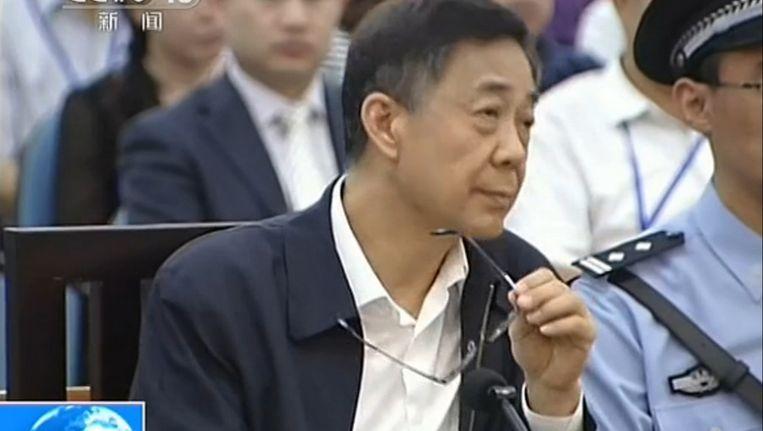 Oud-politicus Bo Xilai Beeld ANP
