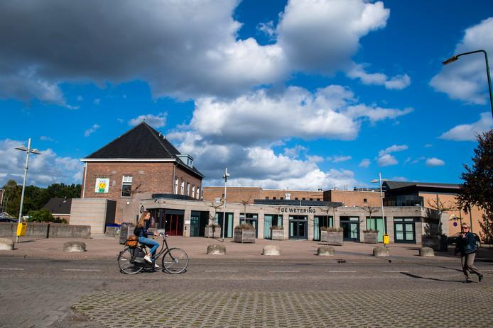 Sociaal-cultureel centrum De Wetering wordt verbouwd tot de nieuwe huiskamer van Loon.
