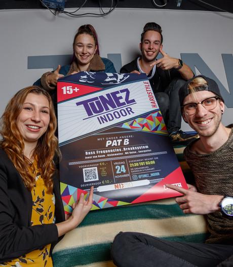 Voor 6 euro naar een hardstylefeest in de Graanbeurs in Fijnaart