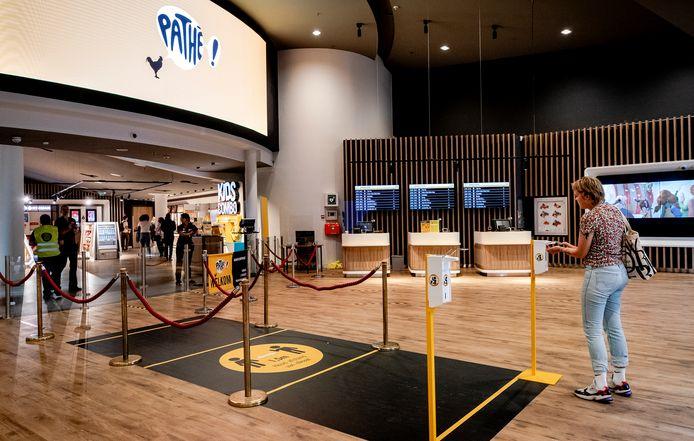 Pathé kijkt positief terug op de eerste week na de heropening op 1 juni. In de eerste negen dagen hebben bijna 100.000 mensen de bioscoop bezocht, laat Pathé weten.