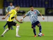 Opgewekte Rösler terug in wedstrijdselectie NAC: 'Zin om eindelijk weer te mogen spelen'