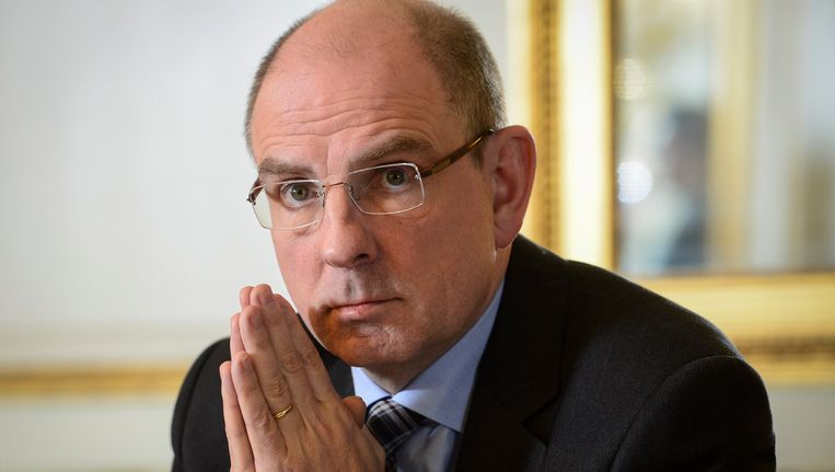 Minister van Financiën Koen Geens.