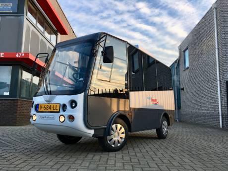Ouderen kunnen vanaf begin oktober centrum van Zutphen in met nieuwe minibusjes