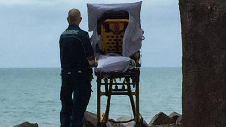 In november 2017 reden ambulanciers uit Queensland al eens met een terminale vrouw naar de kust, omdat ze graag de zee nog eens wilde zien.
