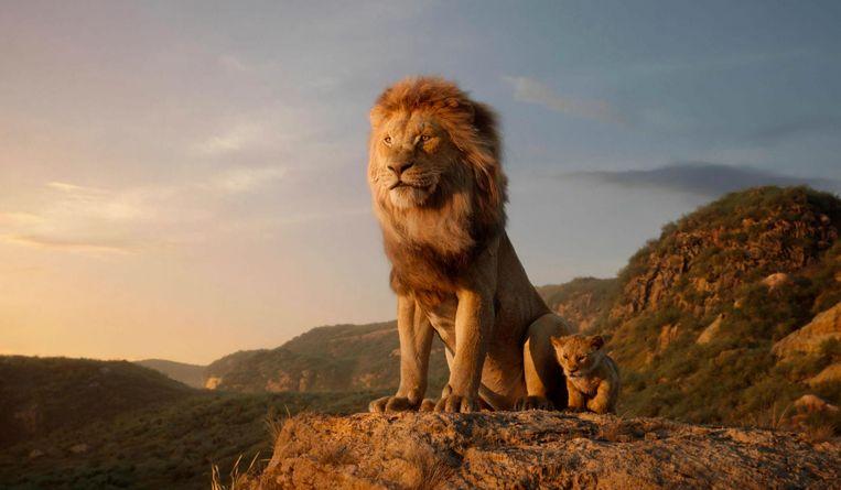 Disney verbreekt eigen record na het succes van 'The Lion King'.