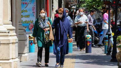 Iran meldt hoogste aantal coronadoden sinds april