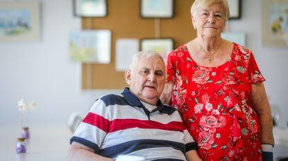 """Donia (76) zorgt al enkele jaren voor haar demente man: """"Praatje met lotgenoten doet enorm veel deugd"""""""