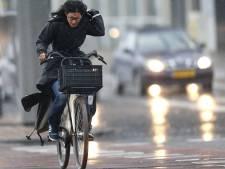 Hoeveelheid regen gelijk aan half IJsselmeer