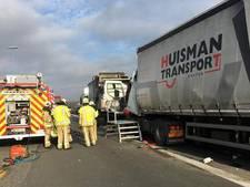Trucker uit Afferden verongelukt in België