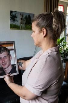 Mike (26) werd een jaar geleden doodgereden na een ruzie: 'Het hele circus moet een keer afgelopen zijn, dan kan ik gaan rouwen'