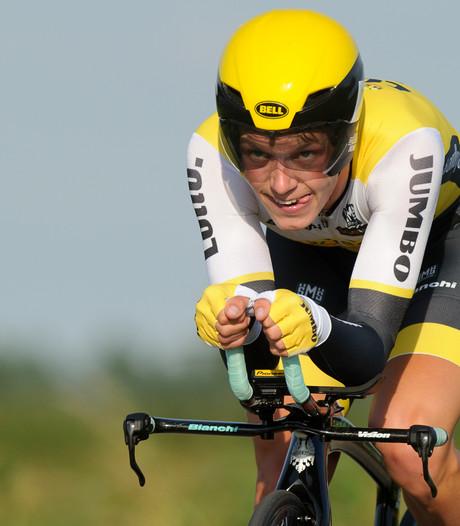 Tijdrit met 'wisselzone' bij NK wielrennen in Montferland