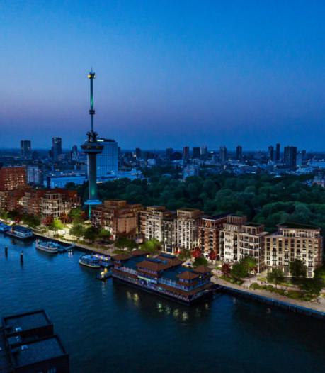 Aad Twigt (71) vecht tegen nieuwe wijk bij Euromast: 'Bouwen mag daar niet!'
