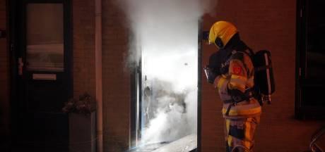 Politie zoekt getuigen van brandstichting in woning Nijmegen: 'Denk ook aan mensen met brandwonden'