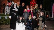 Griezels zakken massaal af naar Halloweentocht rond Donkmeer