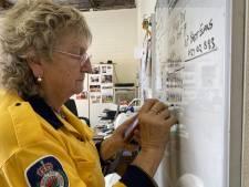 Pompier volontaire depuis 30 ans en Australie, Maggie n'avait jamais vu ça
