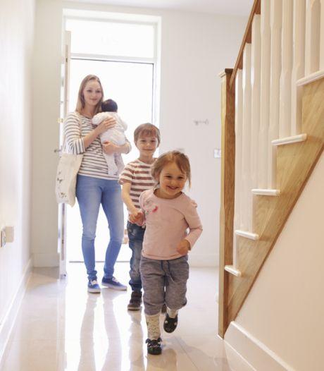 Die vervelend krakende trap in huis, daar kun je wat aan doen