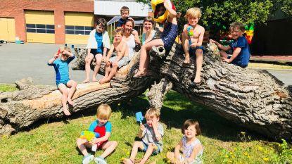 """Ouders zorgen zelf voor zomeropvang in De Gendarmerie: """"Elke dag let ander koppel op de kinderen"""""""