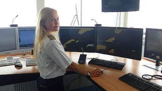 Nicolette van Berkel.