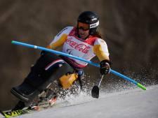 Zilver voor zitskiester Van Impelen uit Mierlo op reuzenslalom