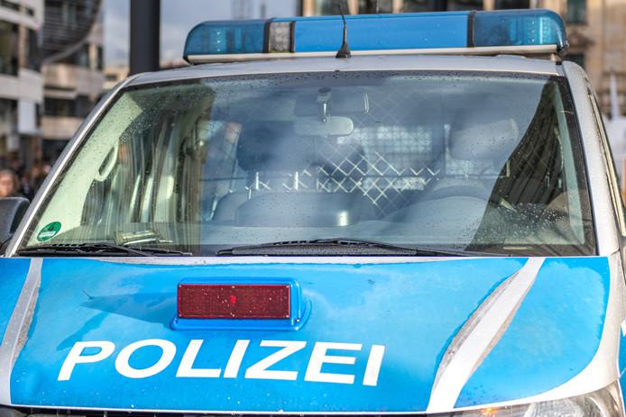 De Duitse Politie zoekt getuigen.