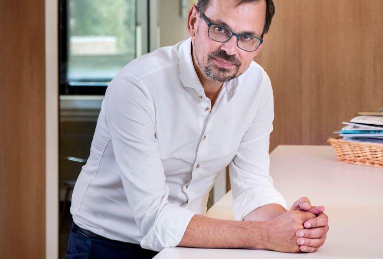 André Rouvoet, de nieuwe voorzitter van GGD-GHOR. Beeld Werry Crone