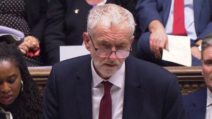 Corbyn krijgt spoeddebat over uitstel stemming  brexitdeal
